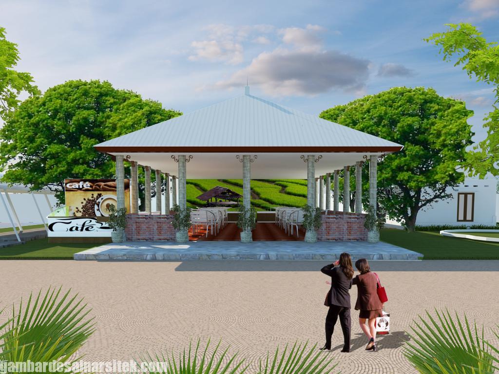 Desain Cafe Minimalis Modern (1)