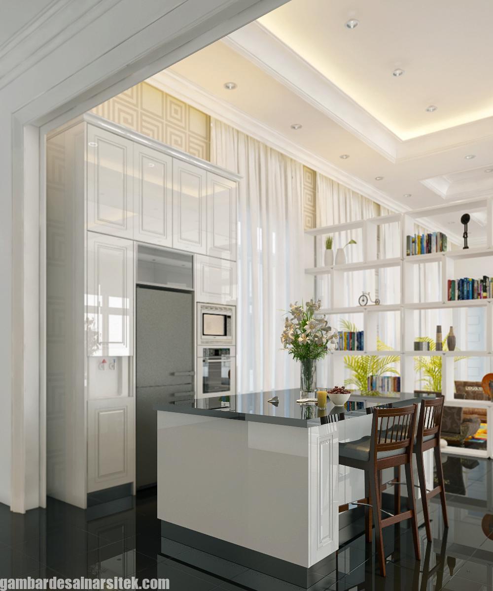 Desain Interior Ruang Tamu dan Keluarga Minimalis (4)