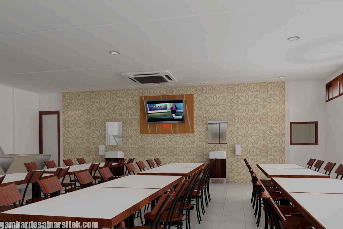 Desain Interior Rumah Makan Minimalis Modern (1)