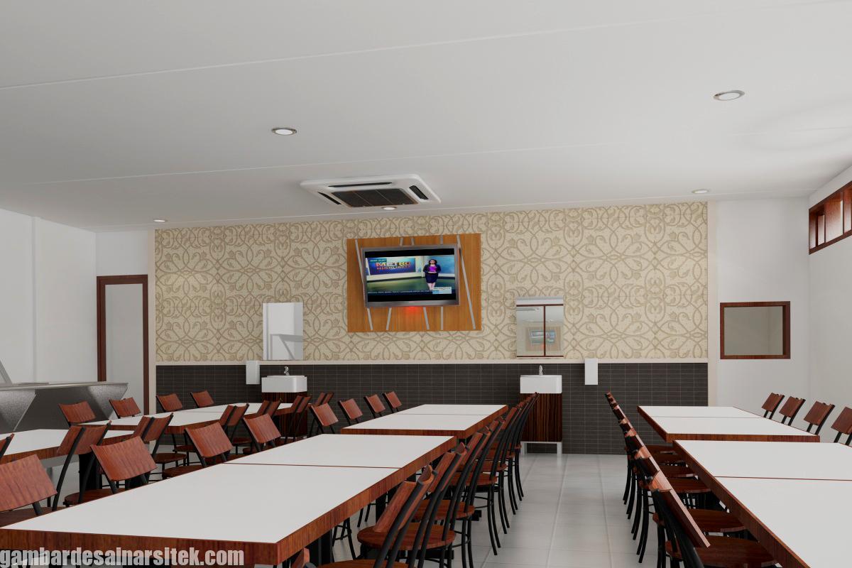 Desain Interior Rumah Makan Minimalis Modern (2)