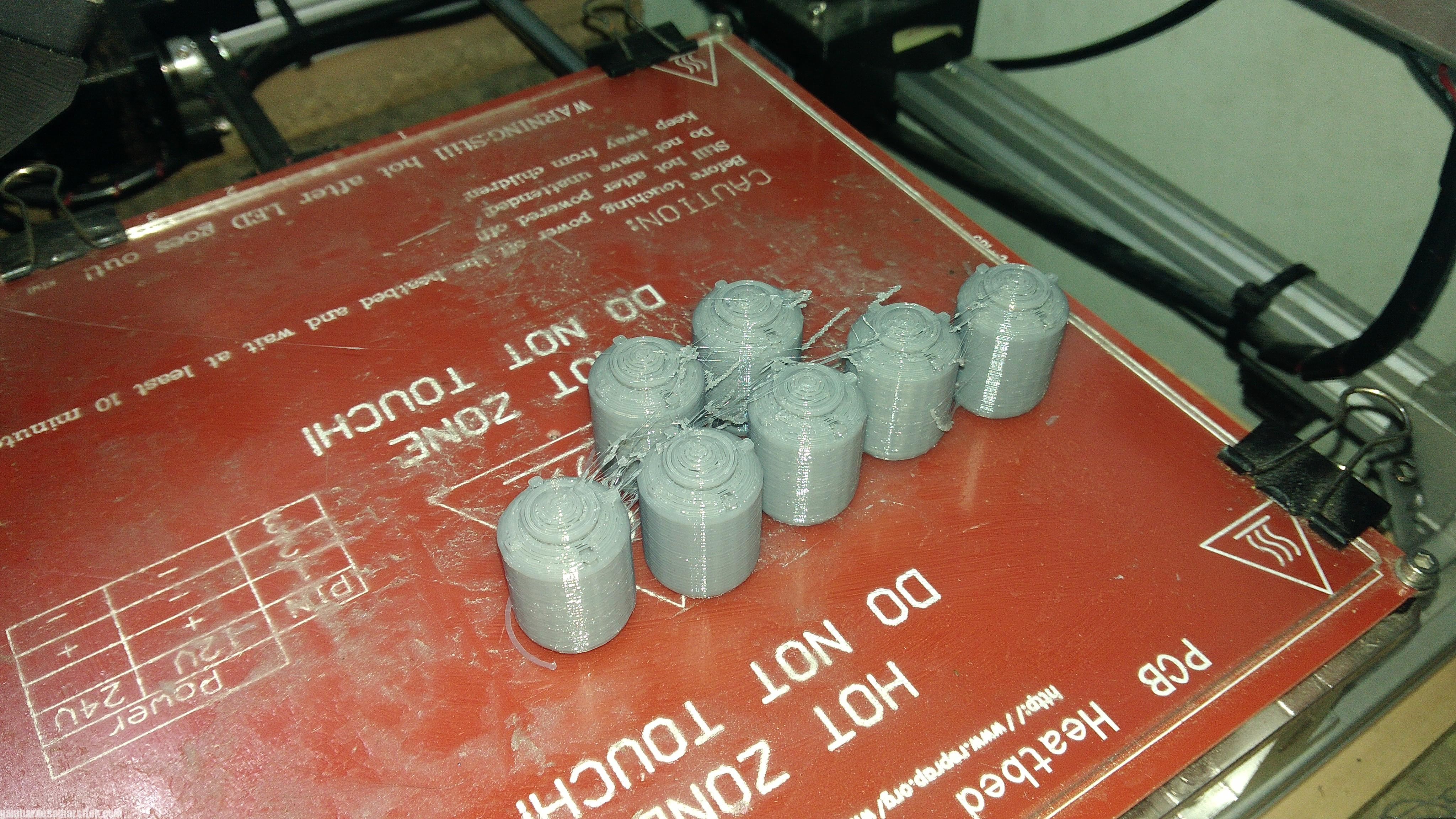 Maket Arsitektur Miniatur Model 36 Permesinan Pengolahan Limbah (2)