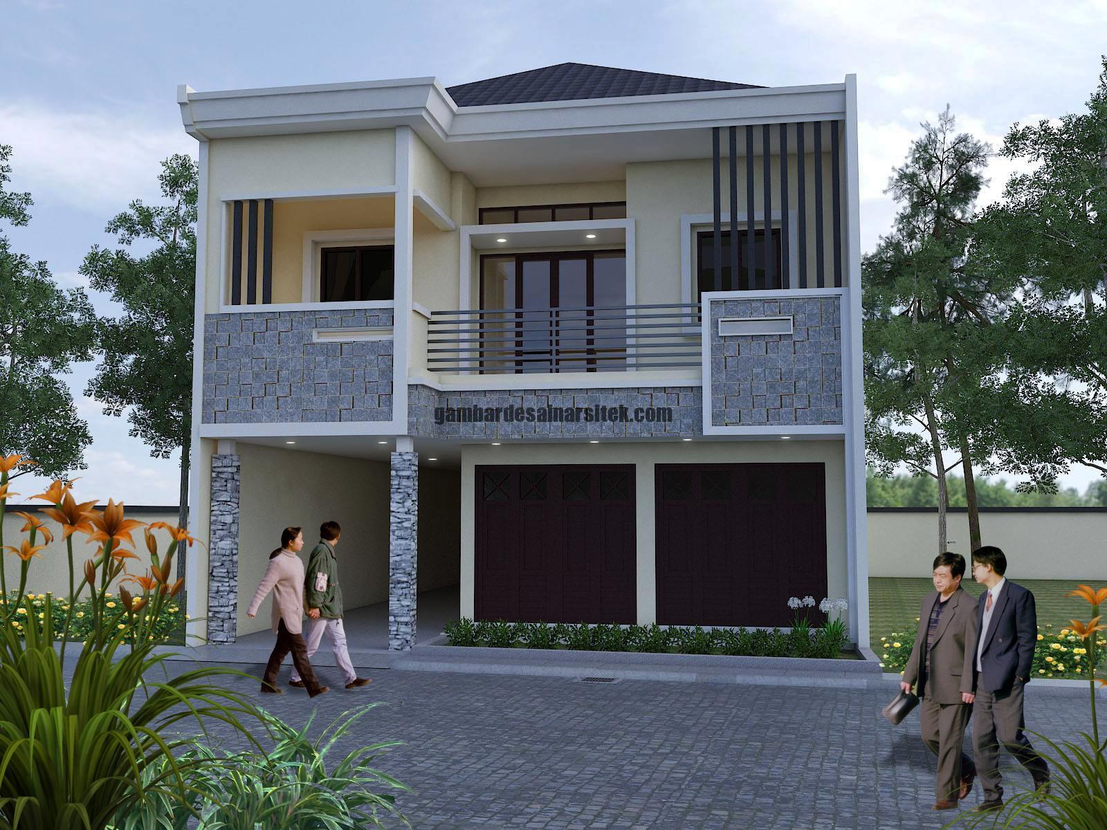 80 Desain Atap Segitiga sebagai Inspirasi Rumah Anda 5