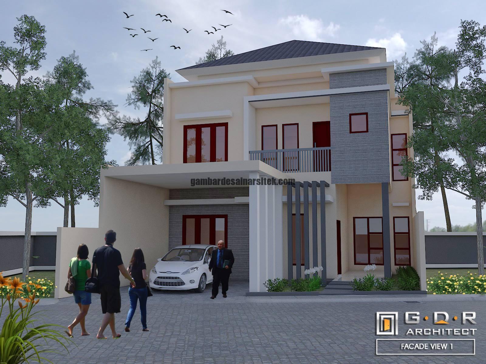 80 Desain Atap Segitiga sebagai Inspirasi Rumah Anda 2