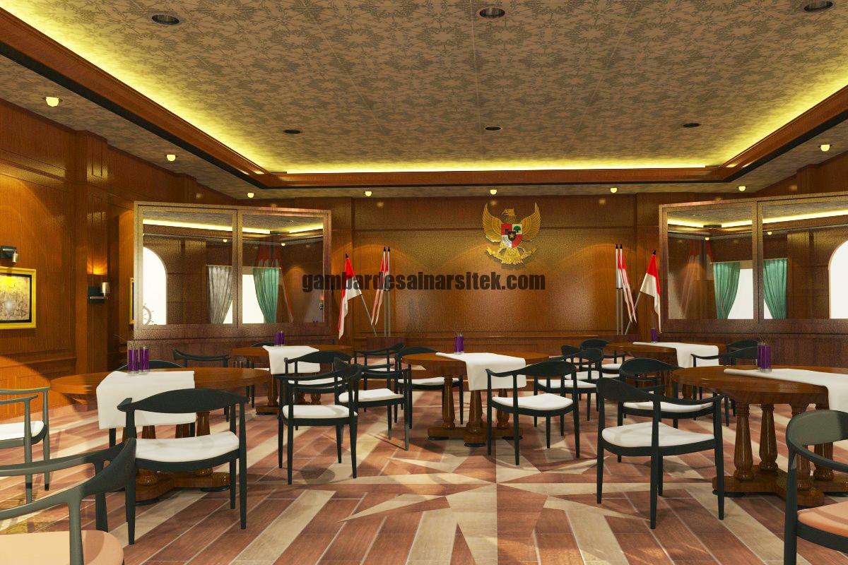 Desain Interior Kantor 13
