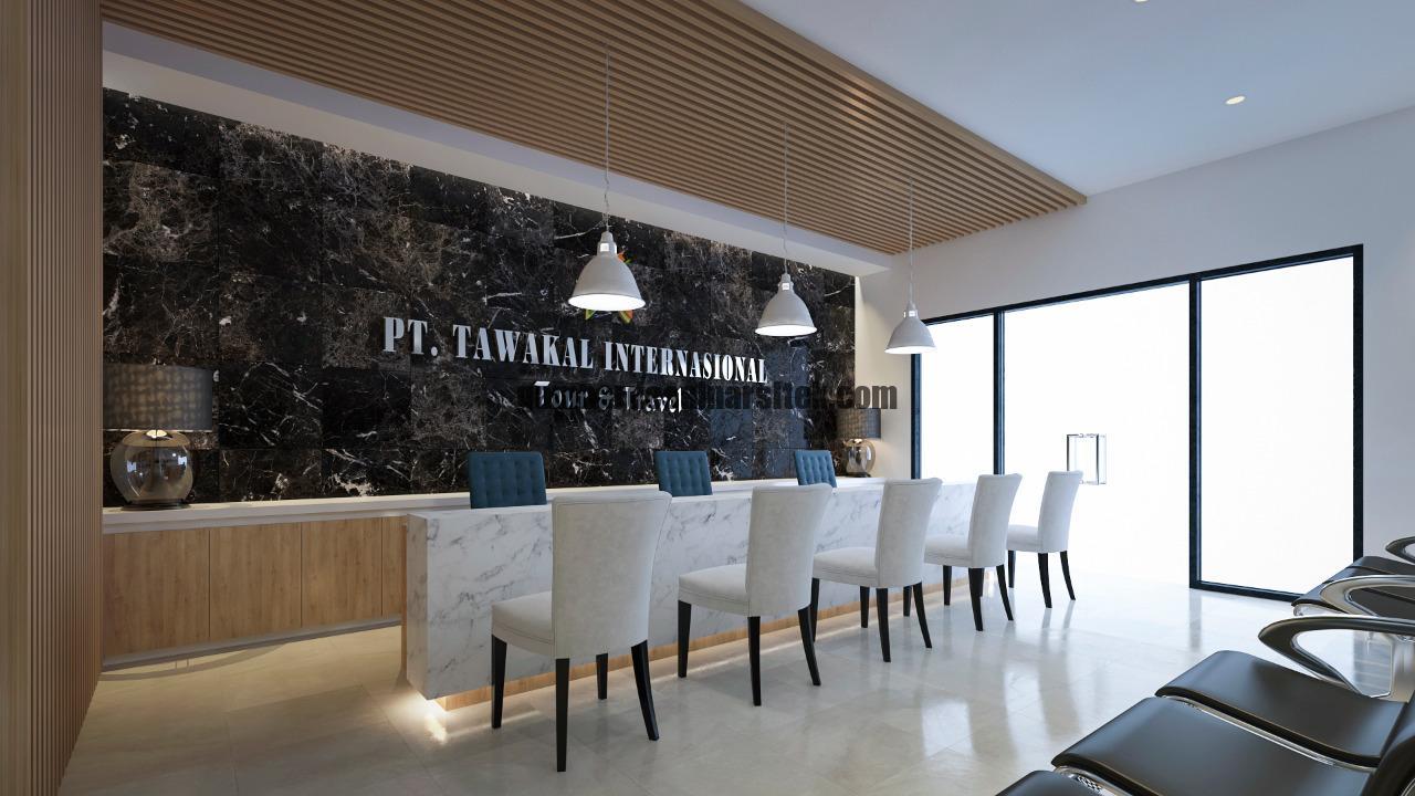 Desain Interior Kantor 4
