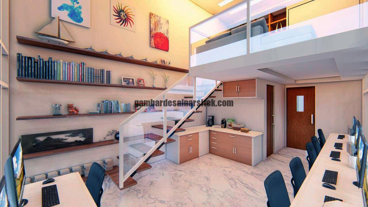 Desain Interior Kantor 5