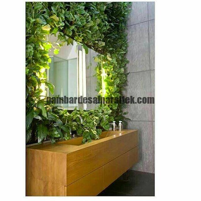 Jasa Pembuatan dan perawatan taman Bandung Jakarta Vertical garden 2
