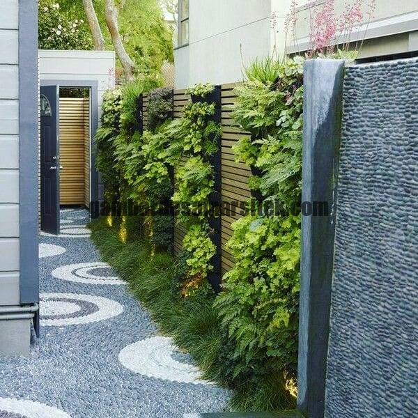 Jasa Pembuatan dan perawatan taman Bandung Jakarta Vertical garden 3