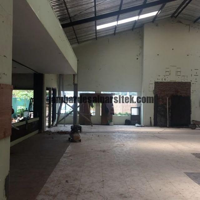 Kontraktor Bangunan Rumah Bandung Jakarta Cafe Industrial 5