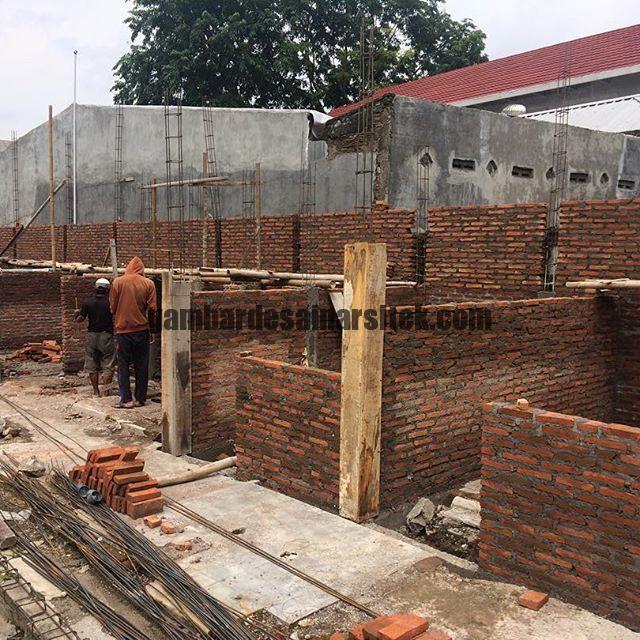 Kontraktor Bangunan Rumah Bandung Jakarta Pasang Bata 1
