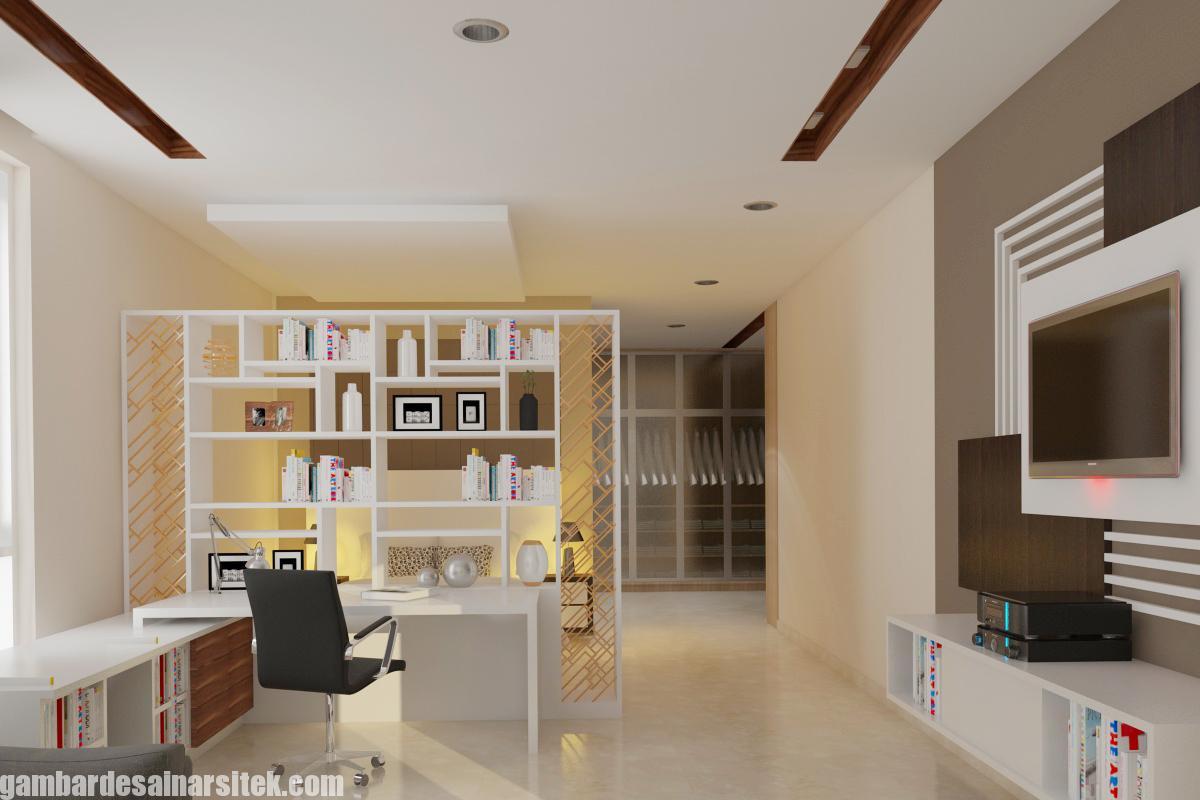 Desain kamar Tidur Utama Model 1 (3)
