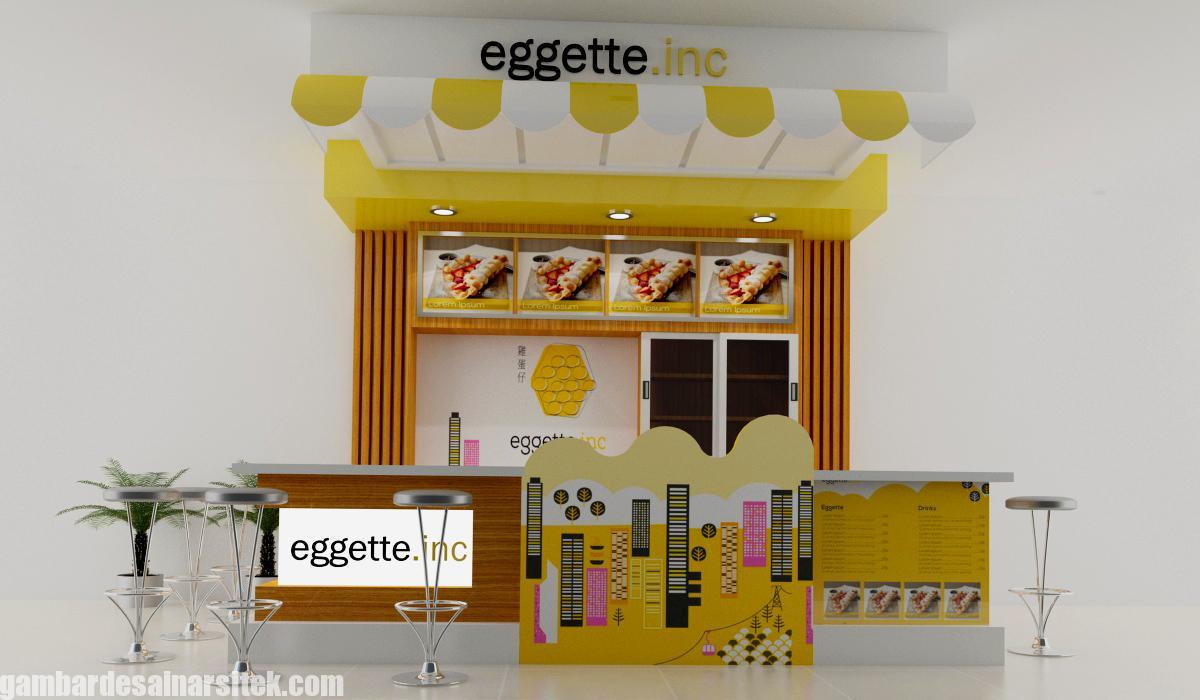 Desain Interior Rumah Makan Minimalis Modern 6