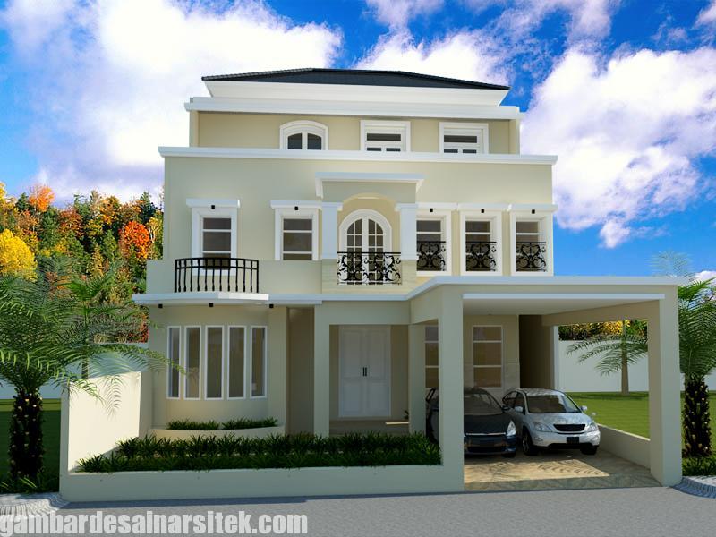 Desain Rumah Minimalis 3 Lantai 29