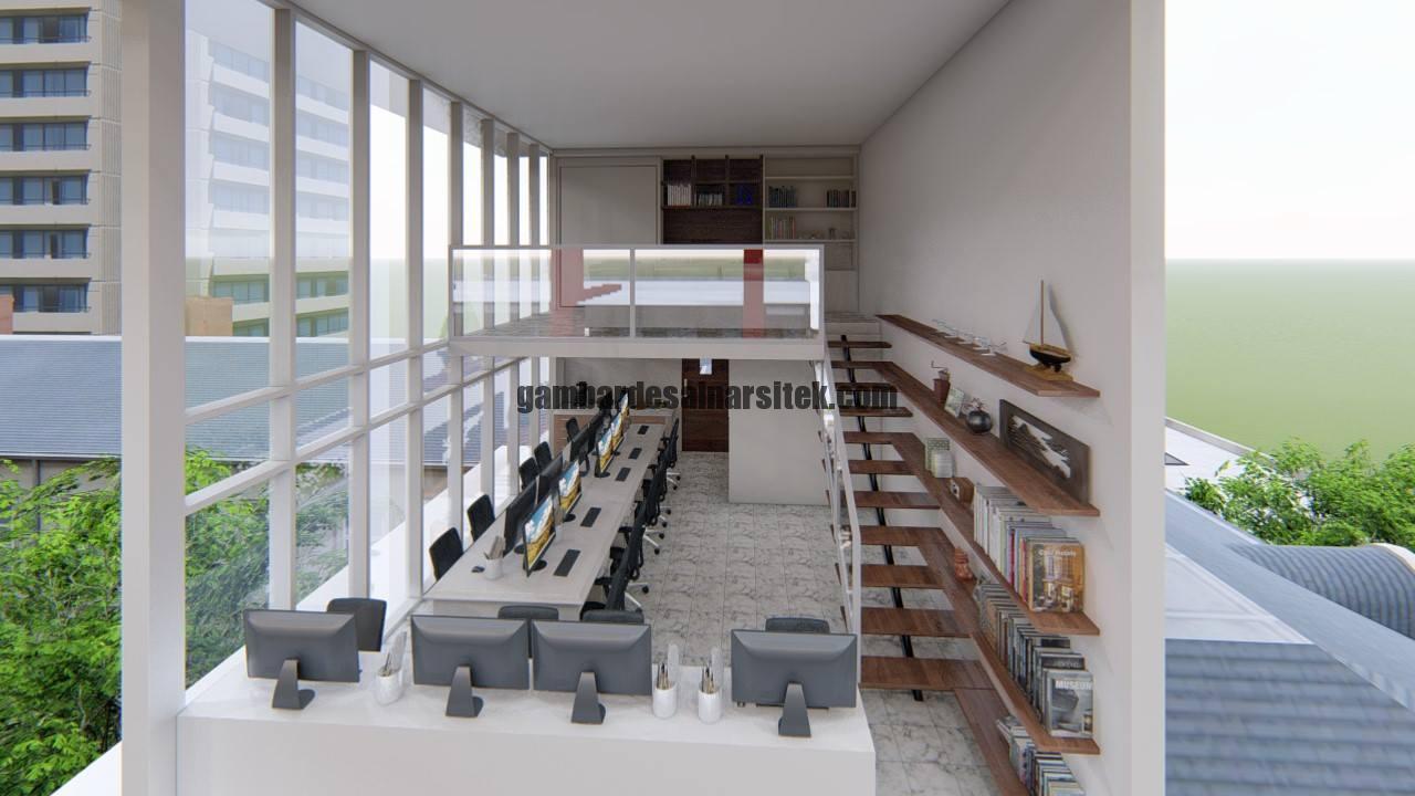 Desain Interior Kantor 7