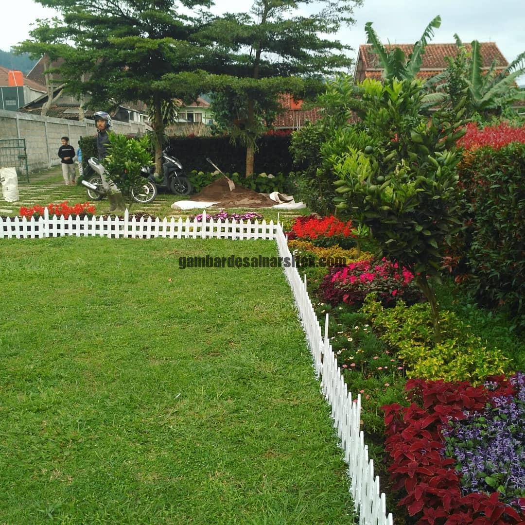 Jasa Pembuatan dan Perawatan Taman Bandung Jakarta Pagar Pembatas 8