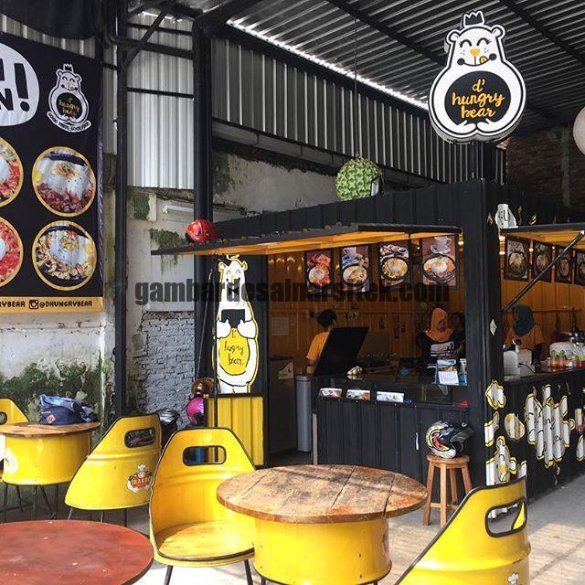 Kontraktor Bangunan Rumah Bandung Jakarta Cafe Industrial 1