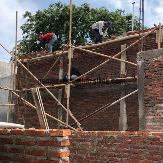 Kontraktor Bangunan Rumah Bandung Jakarta Pasang Bata 3