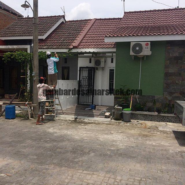 Kontraktor Bangunan Rumah Bandung Jakarta Pemasangan Kanopi