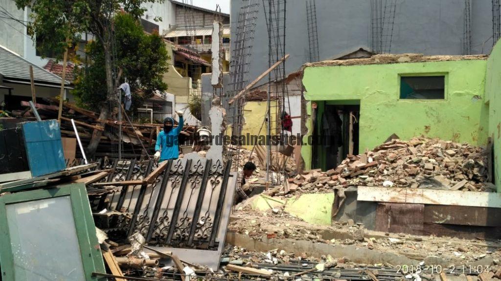 Kontraktor Rumah Jakarta Tipe Minimalis 2 Lantai 4