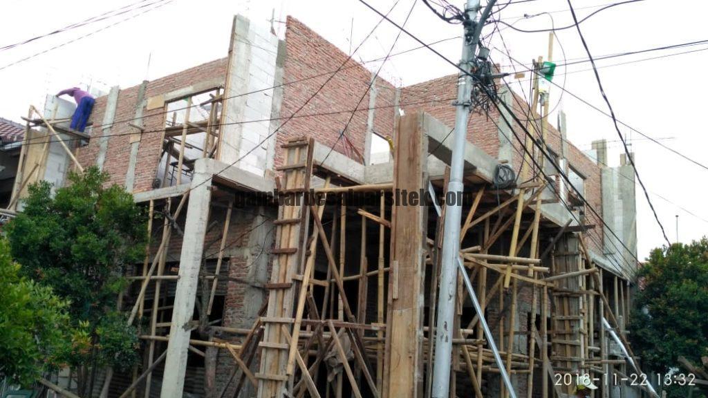 Kontraktor Rumah Jakarta Tipe Minimalis 2 Lantai 6