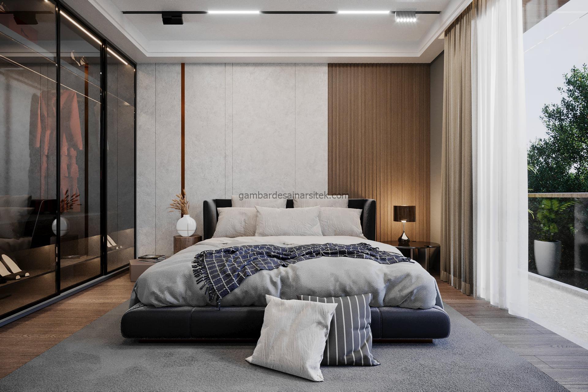 Contoh Desain Interior Bedroom 1