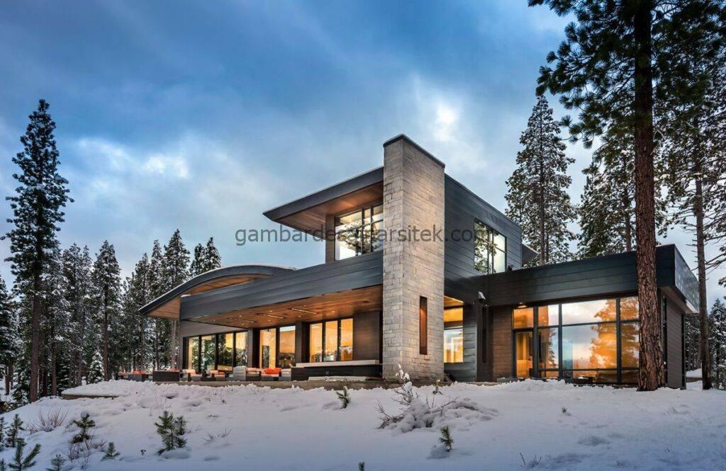 9 Ide Desain Interior Rumah Mewah 1