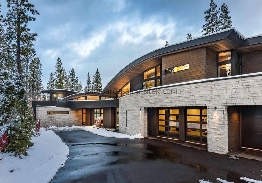 9 Ide Desain Interior Rumah Mewah 2