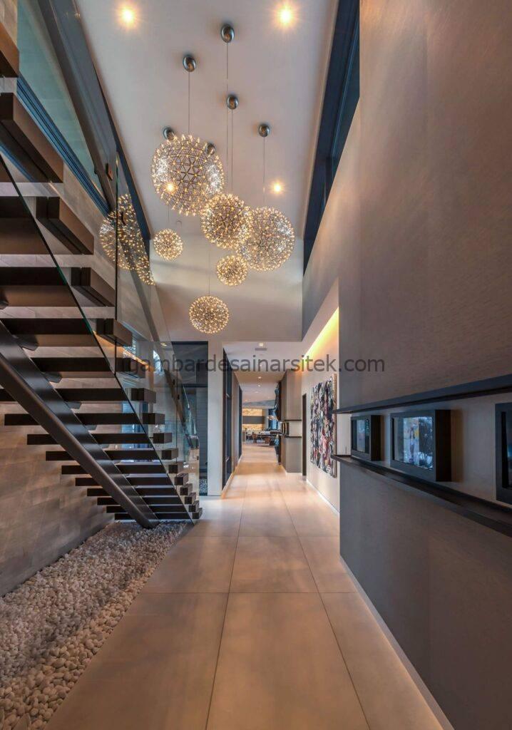 9 Ide Desain Interior Rumah Mewah 6