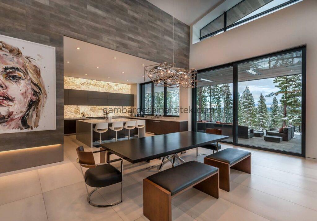 9 Ide Desain Interior Rumah Mewah 9