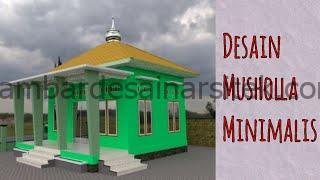 Membangun Mushola 6x5 Tipe Minimalis