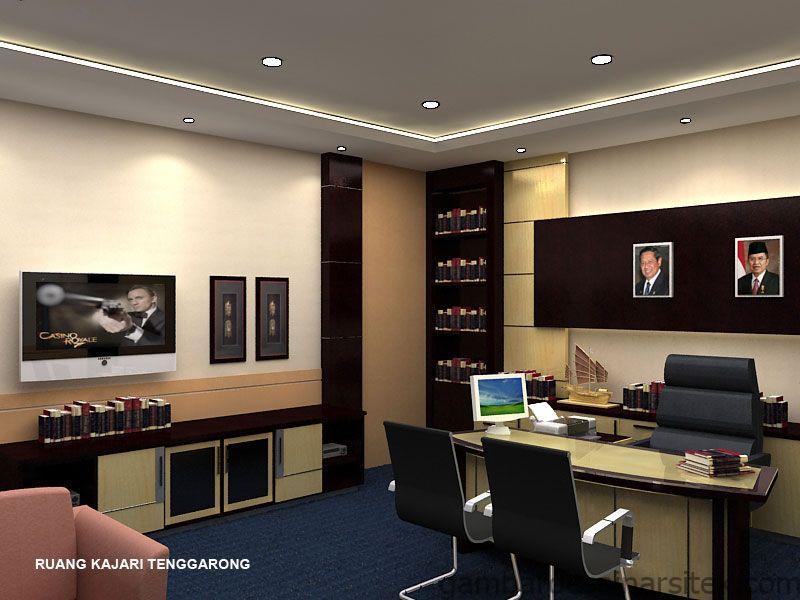 25 desain interior kantor minimalis modern yang indah desain 2 1