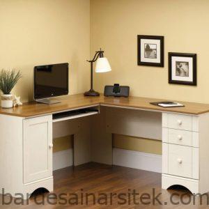 30 desain meja komputer minimalis unik dan nyaman buat kamu 1