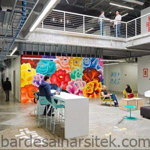6 desain ruang kantor perusahaan terpopuler dunia 1 1