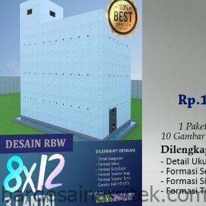 desain bangunan walet 8x12 3 lantai premium dian walet 1