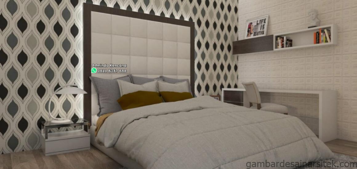 desain kamar tidur minimalis dan elegan 1 1 1