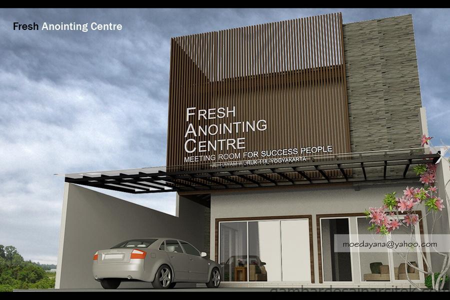 gedung pertemuan dan serbaguna fac fresh anointing centre 1 1