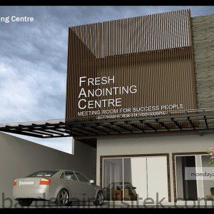 gedung pertemuan dan serbaguna fac fresh anointing centre 3 1