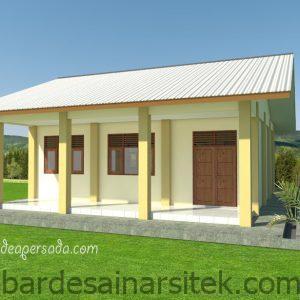 idea persada arsitektur desain renovasi sekolah di papua 1