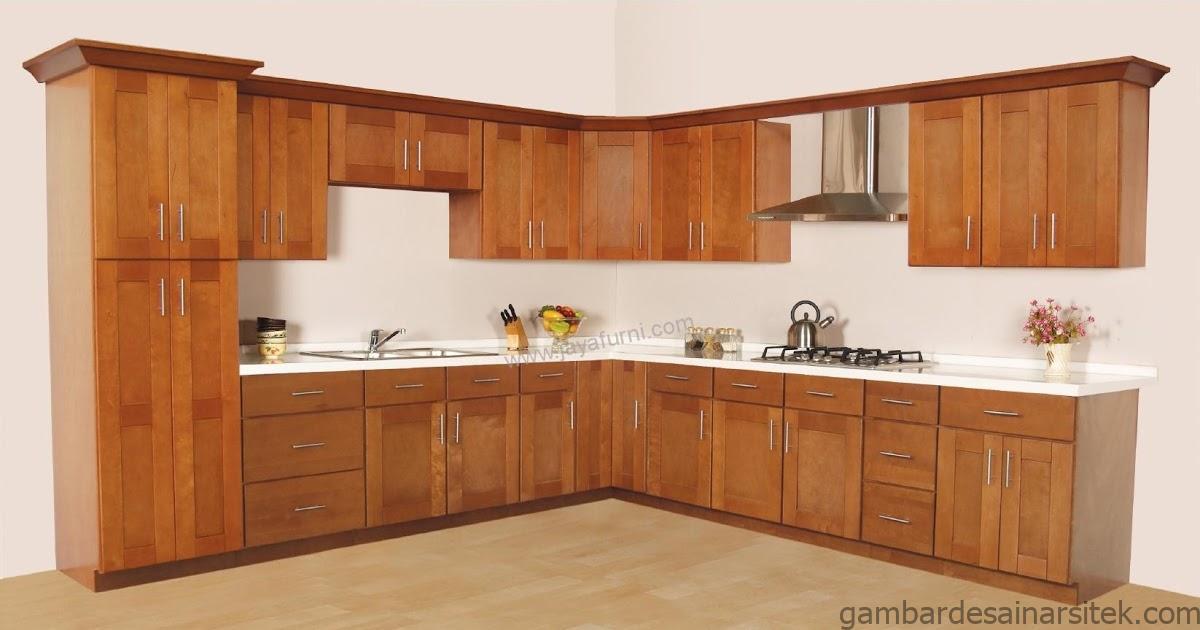 inspirasi model lemari dapur gantung property145 1
