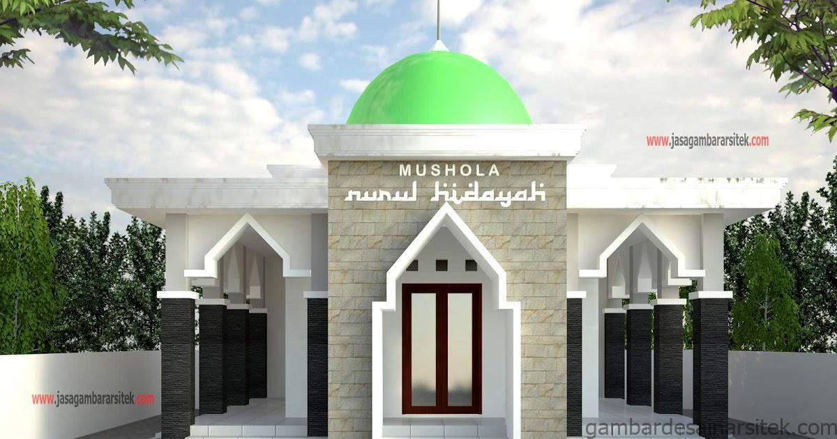 model masjid minimalis sederhana nusagates 1