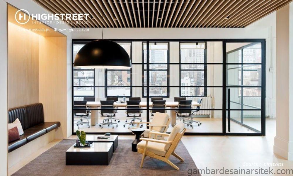 nyaman buat generasi milenial inilah 7 desain kantor modern yang 1