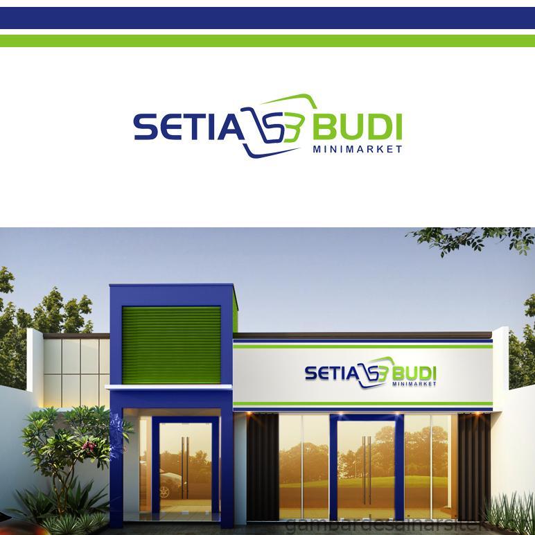 sribu desain logo logo desain untuk mini market setia b 1