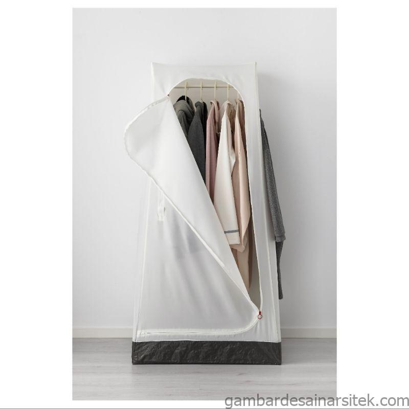 vuku lemari pakaian ikea lemari gantung portable shopee indonesia 1 1